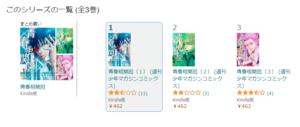 青春相関図Kindleレビュー