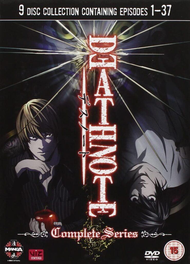 DEATH NOTEアニメ