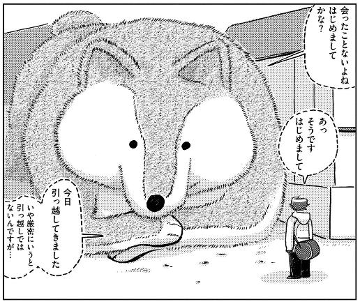 大きい犬1