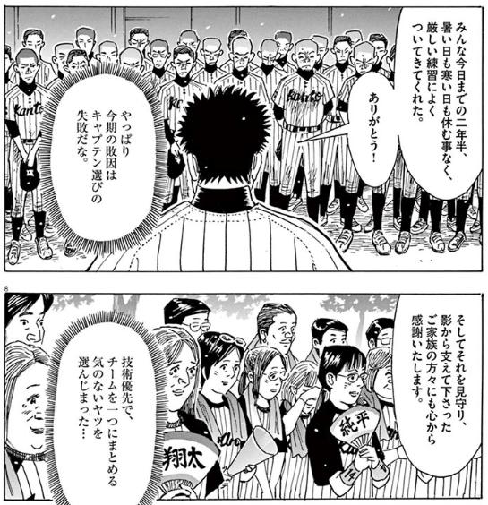 ナツカツ 職業・高校野球監督1
